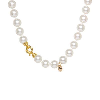 Collana con un filo di perle Pearl