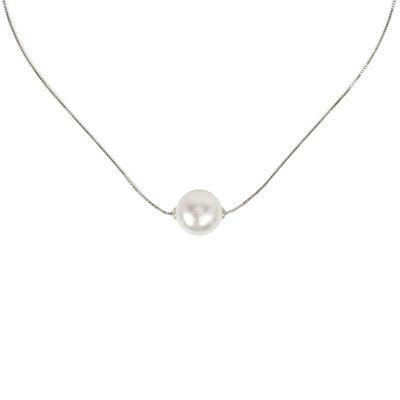 Girocollo con grande perla Pearl