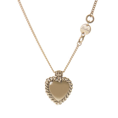 Collana cuore e catena La bella