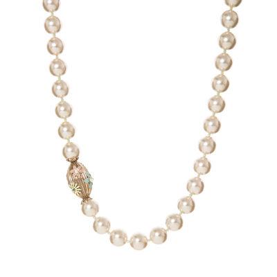 Collana grandi perle Flora