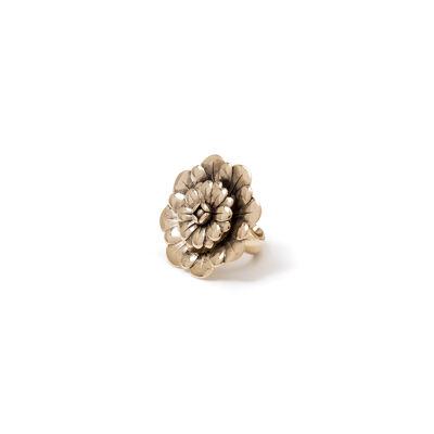 Anello a fiore Artemide