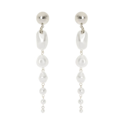 Orecchini con pendente di perle Afrodite