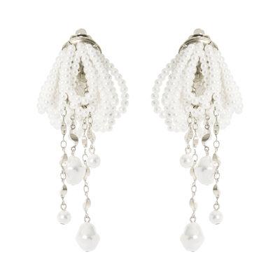 Orecchini effluvio di perle Afrodite