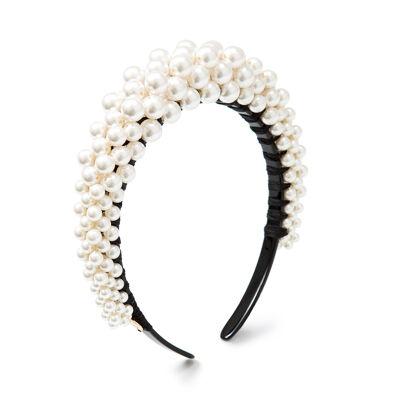 Cerchietto di perle Afrodite