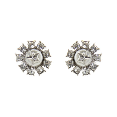 Piccoli orecchini a fiore e stellina Elisabeth