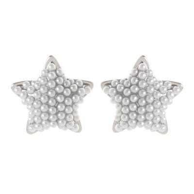 Orecchini stella di perle Coco
