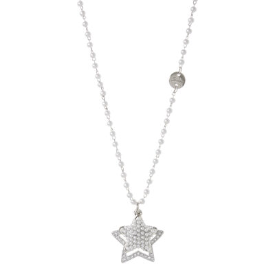 Collana con due stelle pendenti Coco