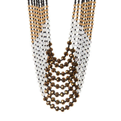 Collana multifilo lunghezze varie Theodosia
