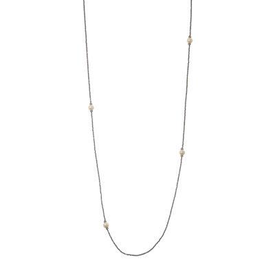 Collana di perline in ematite Festival