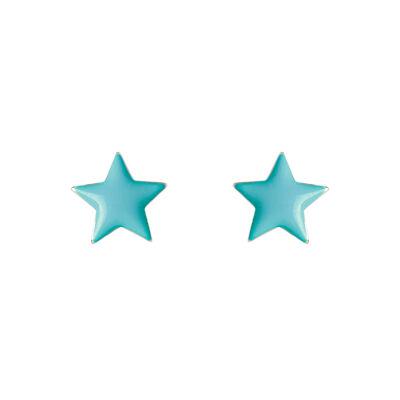 Piccoli orecchini a stella Procida