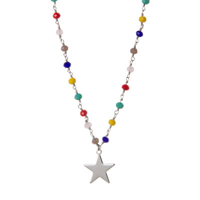 Collana con perline e stella Procida