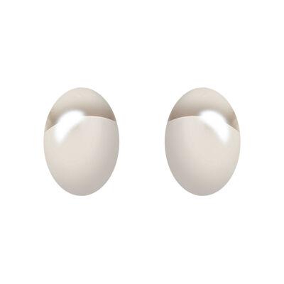 Orecchini con ovale Oasi