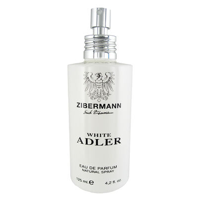 Adler White EDP Vapo 125ml