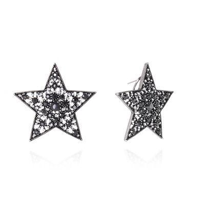 Orecchini a stella Stardust