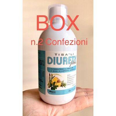 BOX DIURETY PLUS