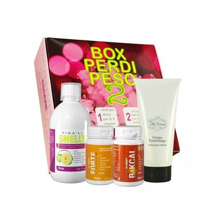 BOX PERDIPESO II | Alta Cosmesi Beauty