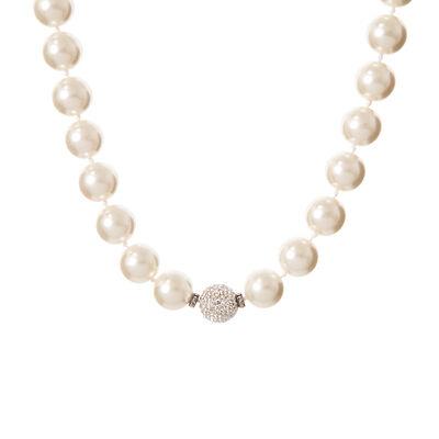 Girocollo di grandi perle Roxana