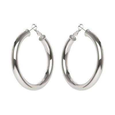 Grandi orecchini a cerchio Opera