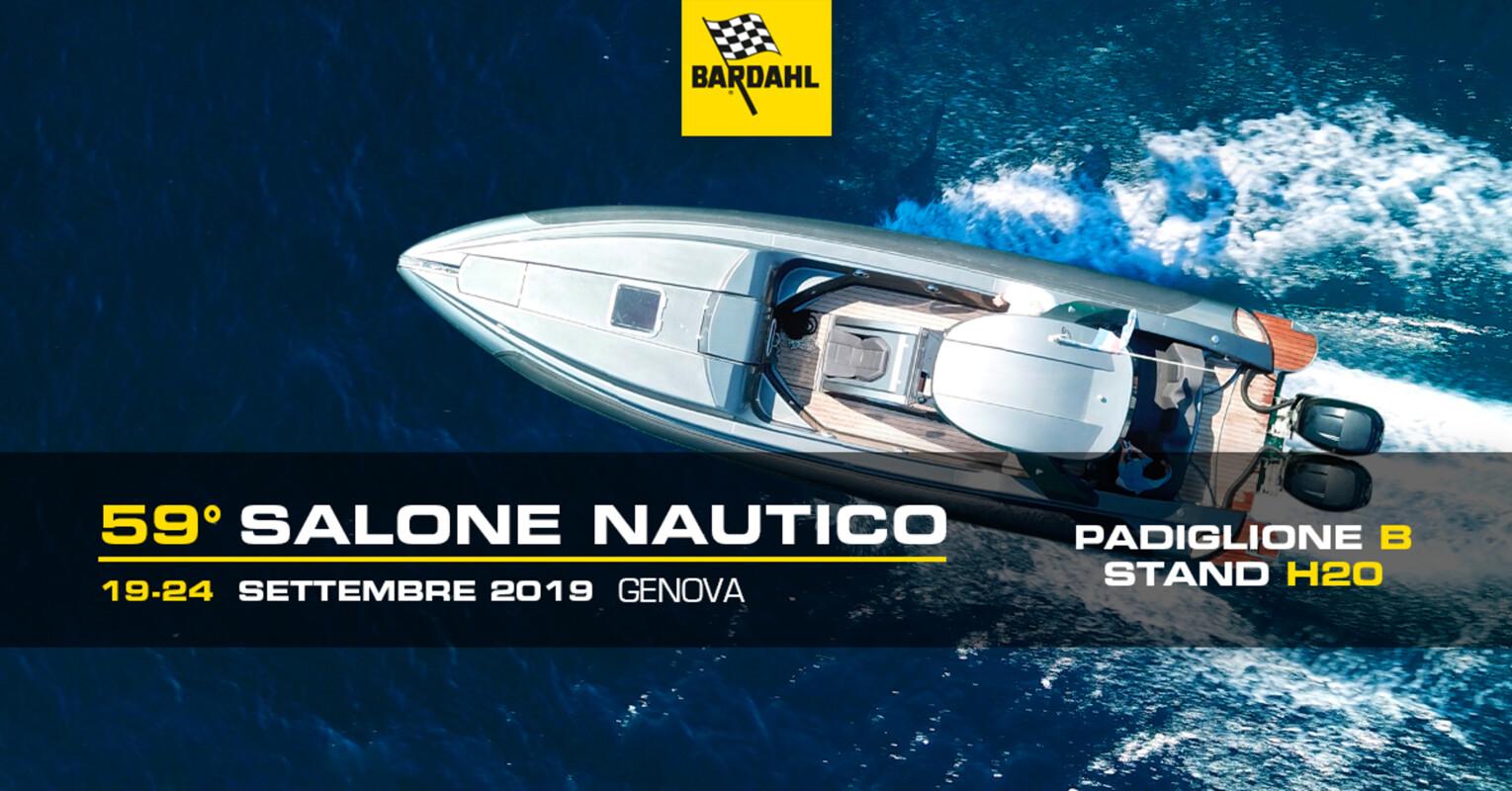 Bardahl Salone Nautico 2019 a Genova