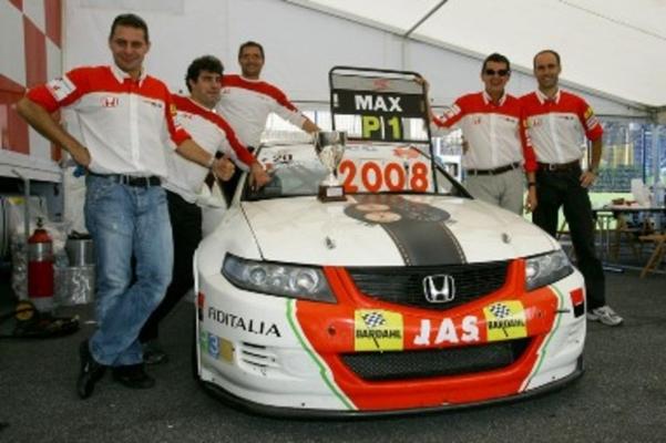 ITCC: Arduini Campione 2008