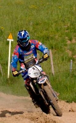 E' Matteo Graziani il Campione Europeo 2009 di R