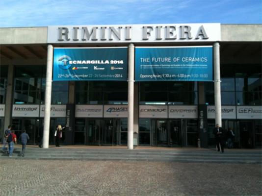 Bardahl alla fiera Tecnargilla di Rimini