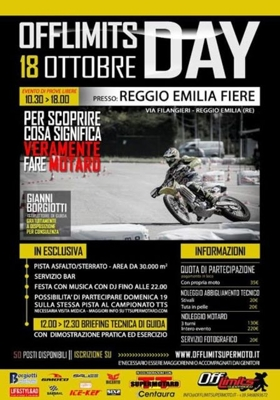 Bardahl sponsor ufficiale dell'Offlimits Day