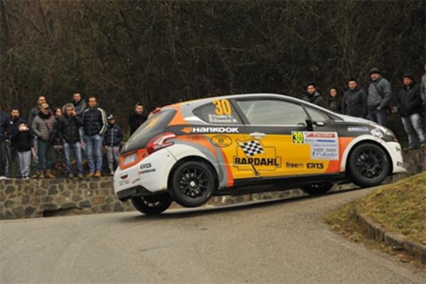 Al via la 62° edizione del Rallye Sanremo