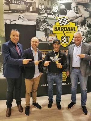 Eicma 2019: grandi campioni e ospiti allo stand Ba