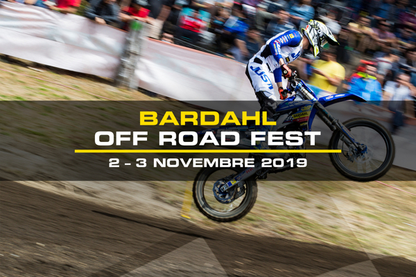 BARDAHL OFF ROAD FEST 2019: SCENDI IN PISTA!