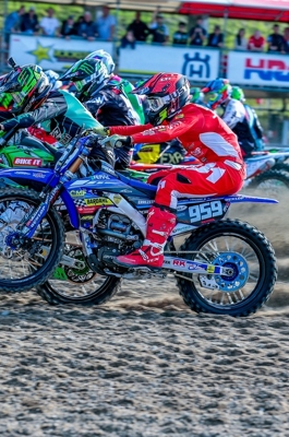 Motocross: il team Yamaha SM Action Bardahl protag