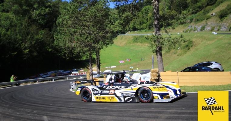 Europeo Montagna FIA: vittoria e nuovo record per