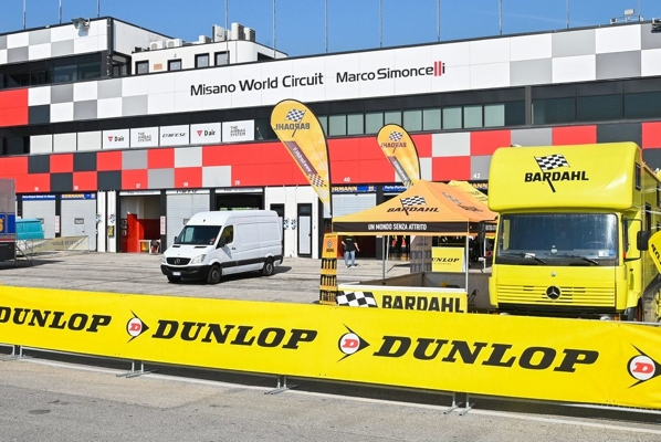 Bardahl partner dei Dunlop Days all'Autodromo di