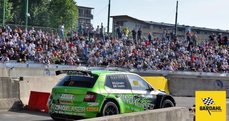 Milano Rally Show e Bardahl