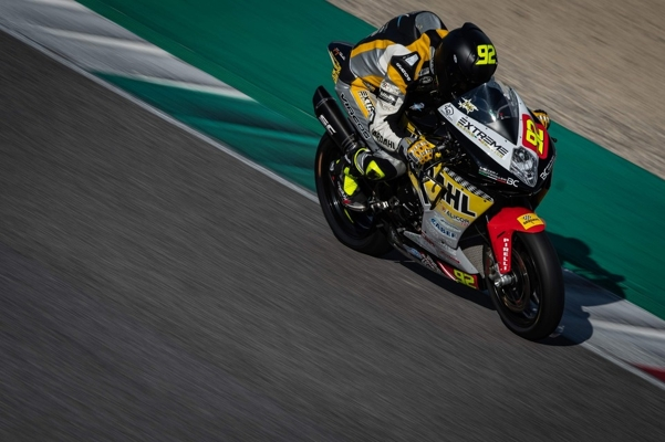CIV 2019: Il Team Extreme Racing Bardahl in pista