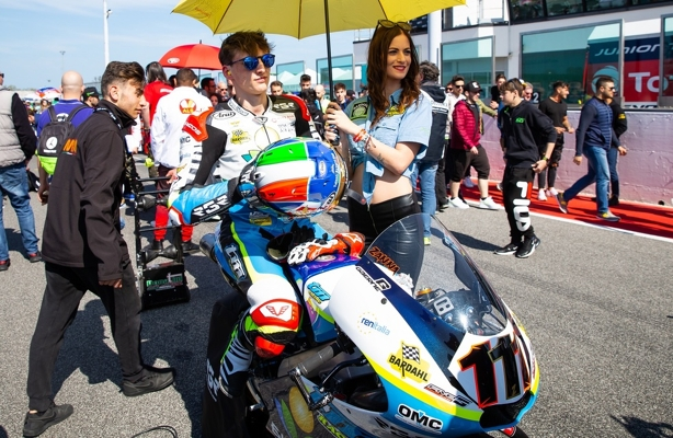 IL TM ENDURO FACTORY TEAM PROTAGONISTA AL DEBUTTO
