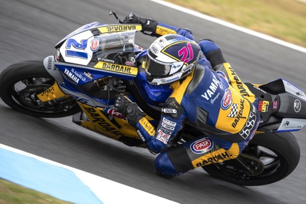 WORLD SSP600: IL TEAM BARDAHL EVAN BROS CHIUDE IN