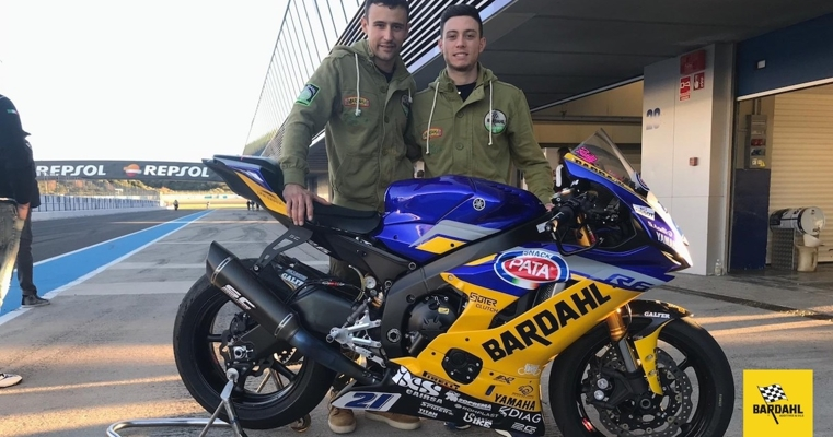 World SSP: il Bardahl Evan Bros Team in vetta nei