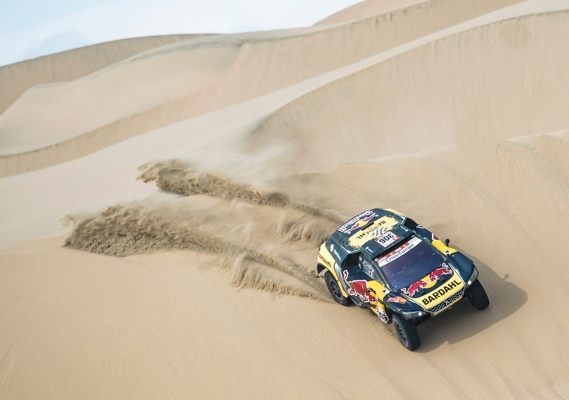 Dakar 2019 Race Report Day 9 • Un altro imprevis