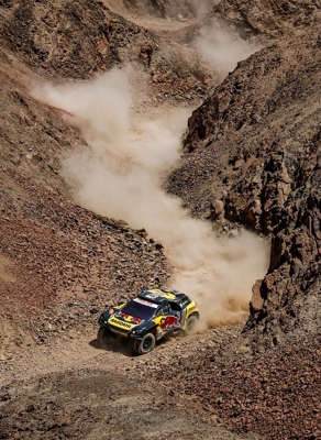 Dakar 2019 Race Report Day 8 • Quarto centro su