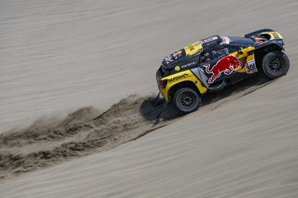 Dakar 2019 Race Report Day 7 • Un altro imprevis