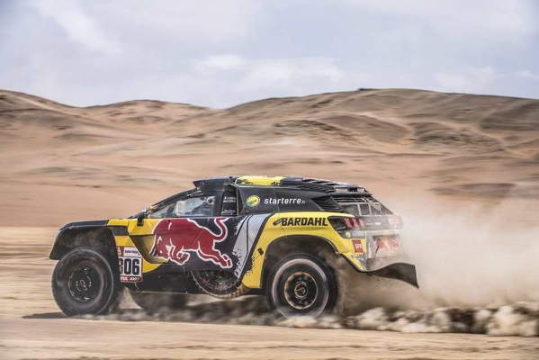 Dakar 2019 Race Report Day 4 • Stoico quinto pos