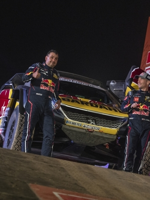 Dakar 2019 Race Report Day 1 • Lima-Pisco: nulla