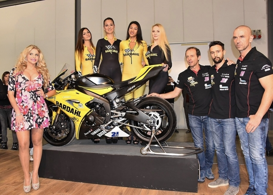 Eicma 2017 – Il team Bardahl Evan Bros svela in