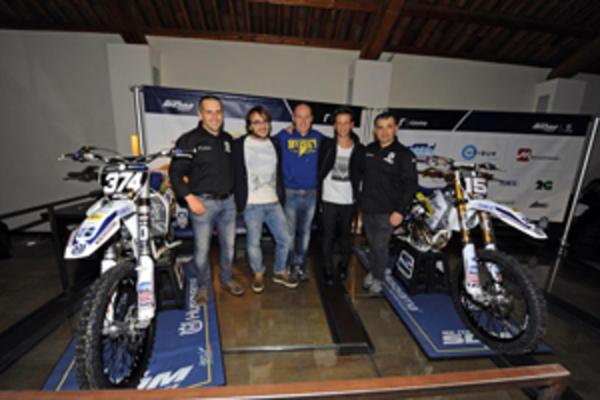 SDM CORSE presenta l'attivitá sportiva MXGP