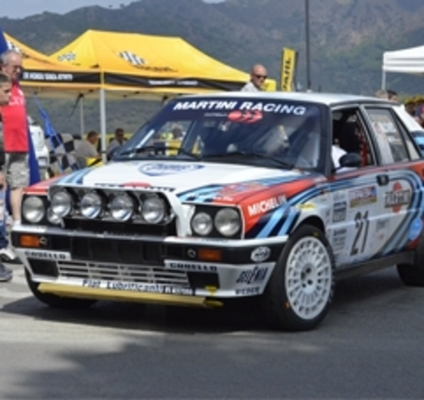 XXVIII Rallye Elba