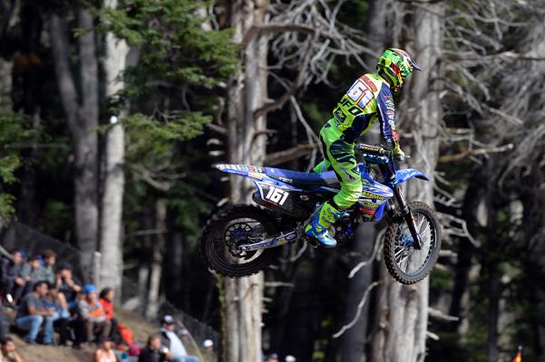 Mondiale motocross: ottimo rientro in MXGP per la