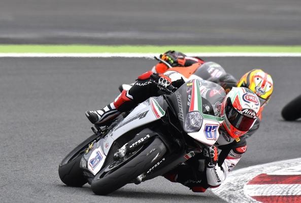 Mugello: Zannoni resta secondo in Moto3, Stirpe al