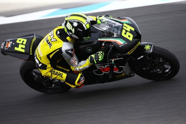 Test ufficiali del mondiale Supersport per Bardahl