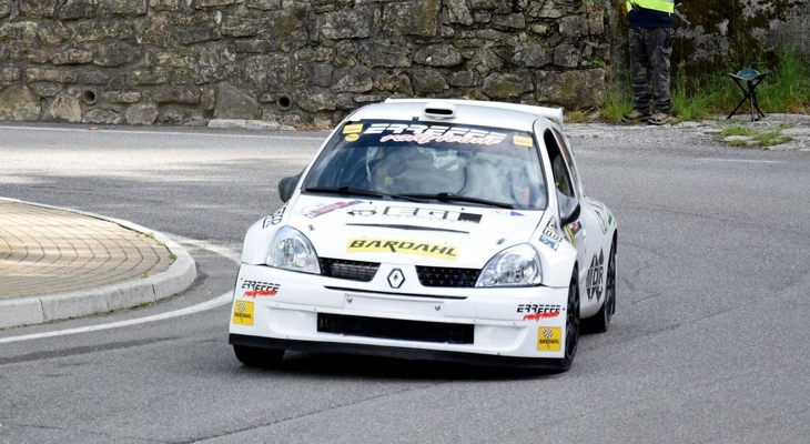 Erreffe Rally Team due volte a podio al Rally Mill